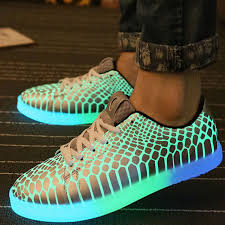 light up tennis shoes for adults fluorescent shoes 2015 new arrival light up sneakers for adults men