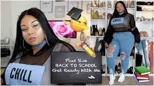 makeup schools in ta plus size back to school grwm hair peerless hair makeup