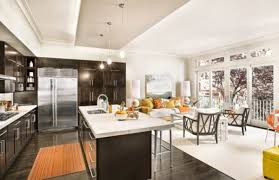 Wood Floors In Kitchen How To Use Floors To Brighten Your Dull Home