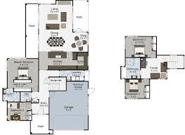 landmark homes floor plans patiki 4 bedroom 2 storey house plan landmark homes builders nz