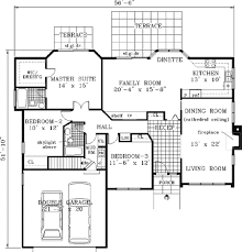 neoclassical home plans kirtley modern ranch home plan 089d 0029 house plans and more