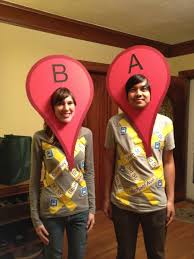 halloween costumes couples google maps costume check out your local goodwill for all of your