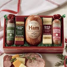 amazon com five sausage gift from the swiss colony gourmet