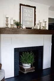 Fireplace Cover Up Best 25 Unused Fireplace Ideas On Pinterest White Fire Surround