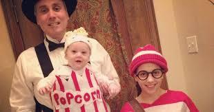 Infant Popcorn Halloween Costume U0027re Muggles Popcorn Baby Costume Diy