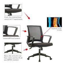 Ergonomic Computer Desk Task Chair Sale High Quality At Tgeg U200e
