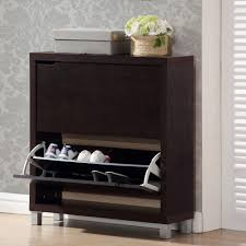 baxton studio simms dark brown cabinet 28862 4342 hd the home depot