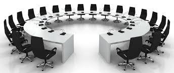 Board Meeting Table Display Event Lma Executive Board Meetings