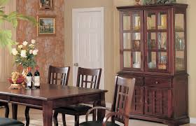 newhouse 2 pc china cabinet dining room furniture chino