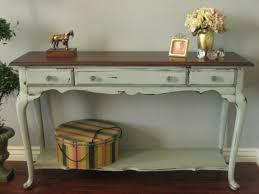 Antique Sofa Table Natural Distressed Wood Sofa Table U2014 Bitdigest Design Decoration