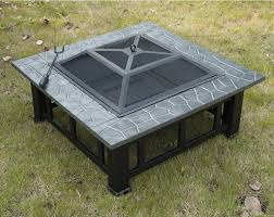 Glass Fire Pit Table How To Clean Fire Pit A Complete Cleaning Guide