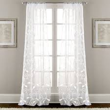 Curtains Set Panel Pair Curtains Drapes You Ll Wayfair