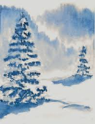christmas cards in watercolor paint your own christmas cards in