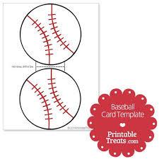 printable baseball card template printable baseball card template from printabletreats com baseball