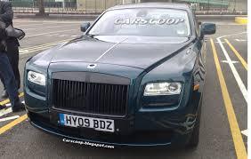 matte rolls royce ghost rolls royce ghost high res photos of thinly disguised production