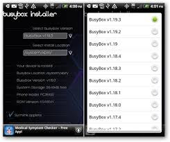 busybox android supercharger script improves your android phone s performance
