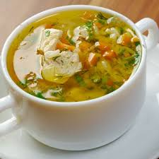 a broth recipe and turkey soup for a cool fall