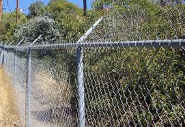 chain link fence barbed wire arms design interior home decor
