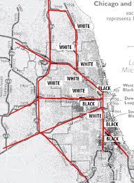 Chicago Suburb Map by How Chicago Built Its U201csuperhighways U201d U2013 Tomasz U2013 Medium