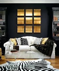 Black And White Living Room Decor Black Living Room Black Living Room Red Black Living Room Ideas