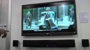 jvc home theater jvc at ces 2010 new home theater soundbars youtube