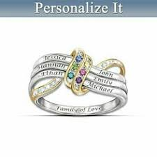 day rings personalized from bradford exchange i this assesories ring
