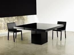 Modern Glass Square Dining Table Modloft Modern U0026 Contemporary Furniture Beech Dining Table