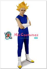 Dragon Ball Halloween Costumes Dragon Ball Vegeta Zentai Cosplay Costume Sale Miccostumes