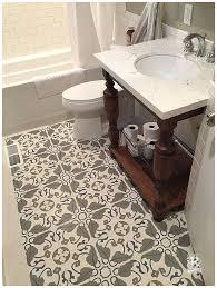 cement tile bathroom floors rustico tile and stone