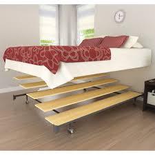 Platform Beds Queen - bedroom cool platform bed frame queen design with pillow and