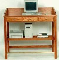 Flat Top Desk Pennsylvania Cherry Stand Up Desk Inside Just Some Stuff