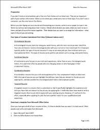 Reverse Chronological Resume Template Word Chronological Resume For Canada Joblers Template Doc 827 Saneme
