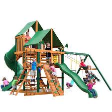 playset diy playset wooden playhouse kits home depot playsets