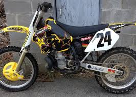 1990 suzuki rmx 250 pics specs and information onlymotorbikes com