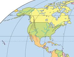 North And South America Map Blank by Mr Shen U0027s History Class North And South America Maps