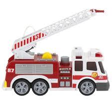 fire trucks monster truck stunt fast lane action wheels fire truck toys