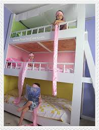 Bunk Bed With Slide And Tent Bunk Beds Bunk Beds With Tents And Slides New Toddler Bed With