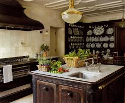 kitchen island photos cast iron stove island kitchen atticmag
