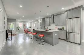 gray kitchen cabinets with white marble countertops 30 gray and white kitchen ideas designing idea