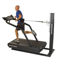 woodway force treadmill woodway ergometer used workout