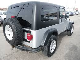 silver jeep rubicon 2006 jeep wrangler unlimited rubicon for sale 29 used cars from