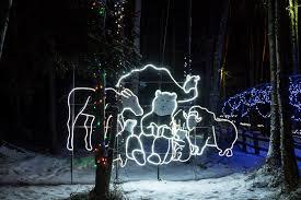 cyber monday christmas lights cyber monday zoo lights sale the alaska zoo