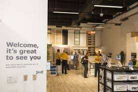 ikea rolls out convenience store concept in london design week