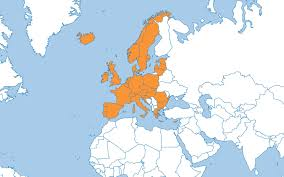 Borderless World Map by Is Passport Free Travel In Europe Dead Travel Leisure