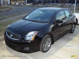 nissan sentra black 2011 nissan sentra se r spec v in super black 683029 autos of