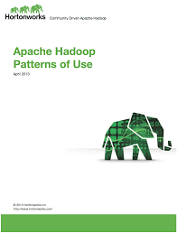 Tableau Architecture Apache Hadoop Patterns Of Use Refine Enrich And Explore
