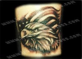 eagle and flag by tony otto tattoonow