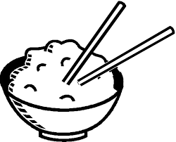 rice coloring page glum me