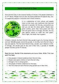 45 free esl celebration worksheets