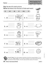 phonics printable books worksheets and lesson plans